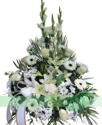 enviar flores tanatorio, centro flores cementerio, centros de flores para cementerio, flores para fallecidos, flores difuntos,centros de flores fúnebres