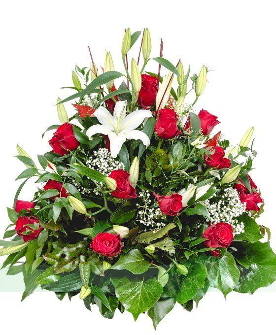 Rosas, Flores, flores para cumpleaños, ramos de flores para cumpleaños, centros de flores para Madrid