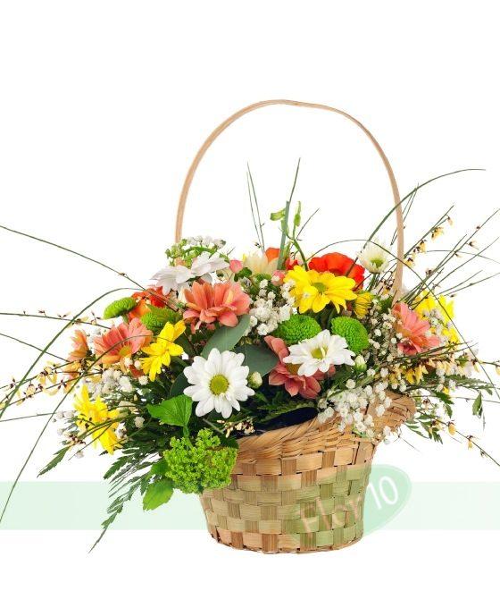 Rosas, Flores, Rosas para cumpleaños, Cesta de flores Madrid, Flores de cumpleaños, flores cumpleaños, ramos de flores de cumpleaños