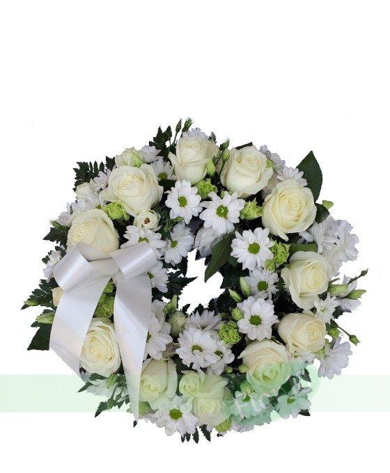 Flores, Coronas Flores, Flores urgentes funeral Madrid, Flores para cementerio, Funeraria Madrid, Enviar Corona de Flores, Coronas Flores, Coronas de Flores para funerales