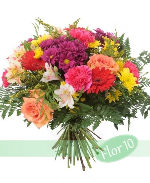 Ramo flores Santiago